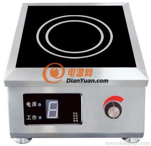 5kw台式平面电磁炉大功率商用电磁炉